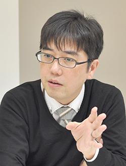 糸永伸さん