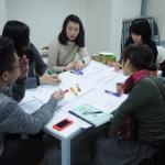 学生座談会(2015年)の様子