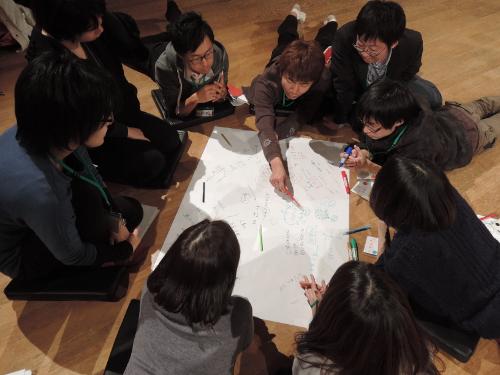 静岡から社会と芸術について考える合宿ワークショップ vol.3『フェスティバルと私→たち』