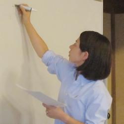 講師 西山葉子