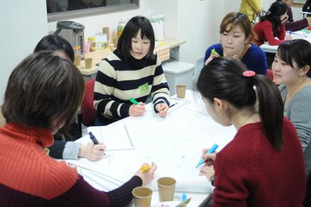 2015年1月の学生座談会